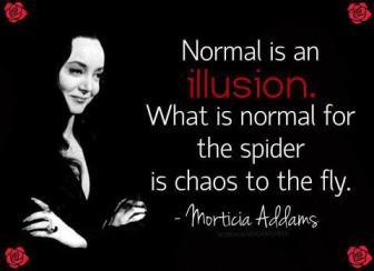 morticia - normal