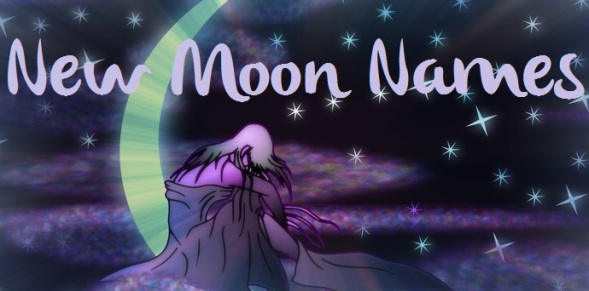 new moon names
